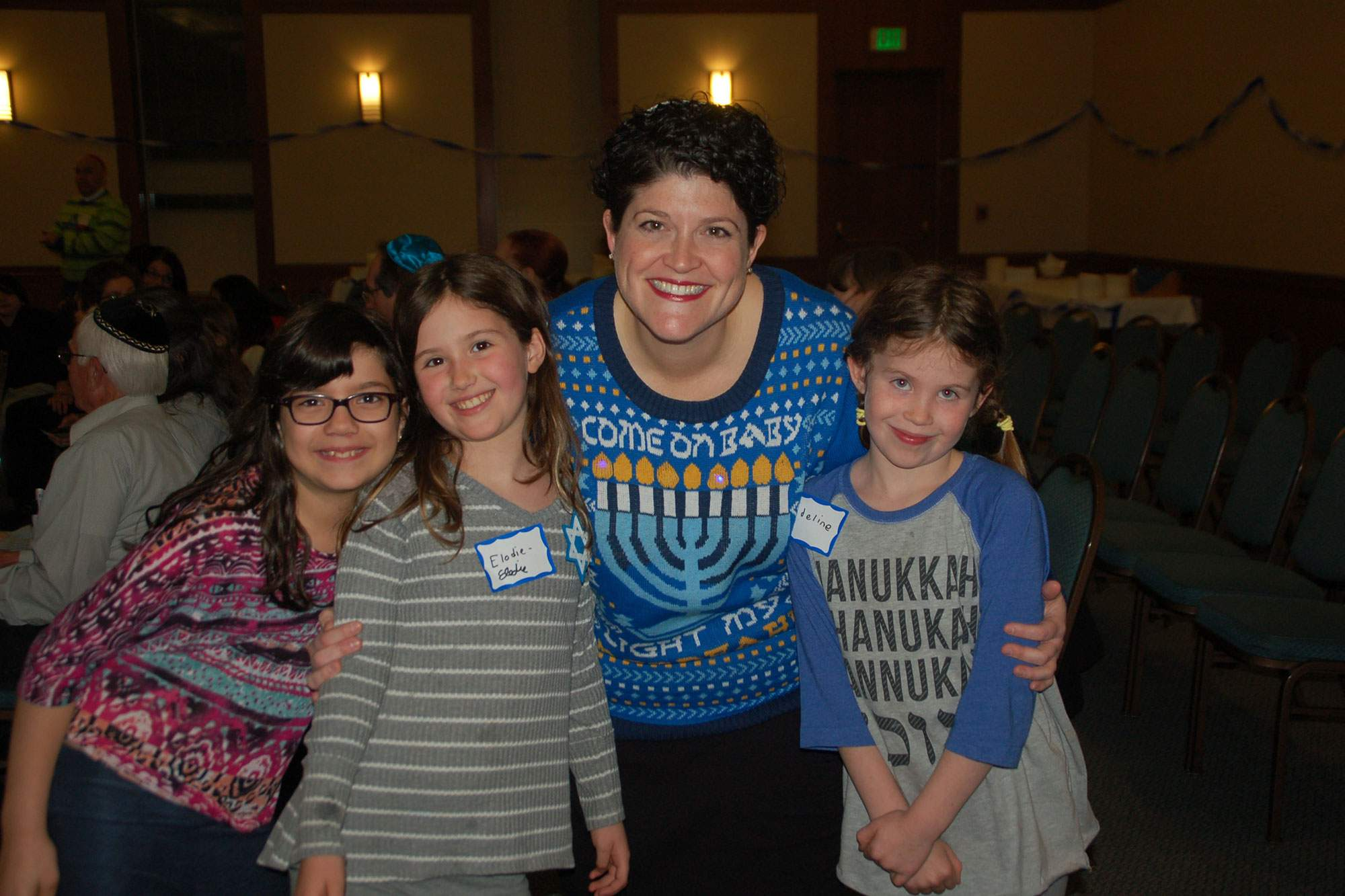 Jewish Holidays at CBI
