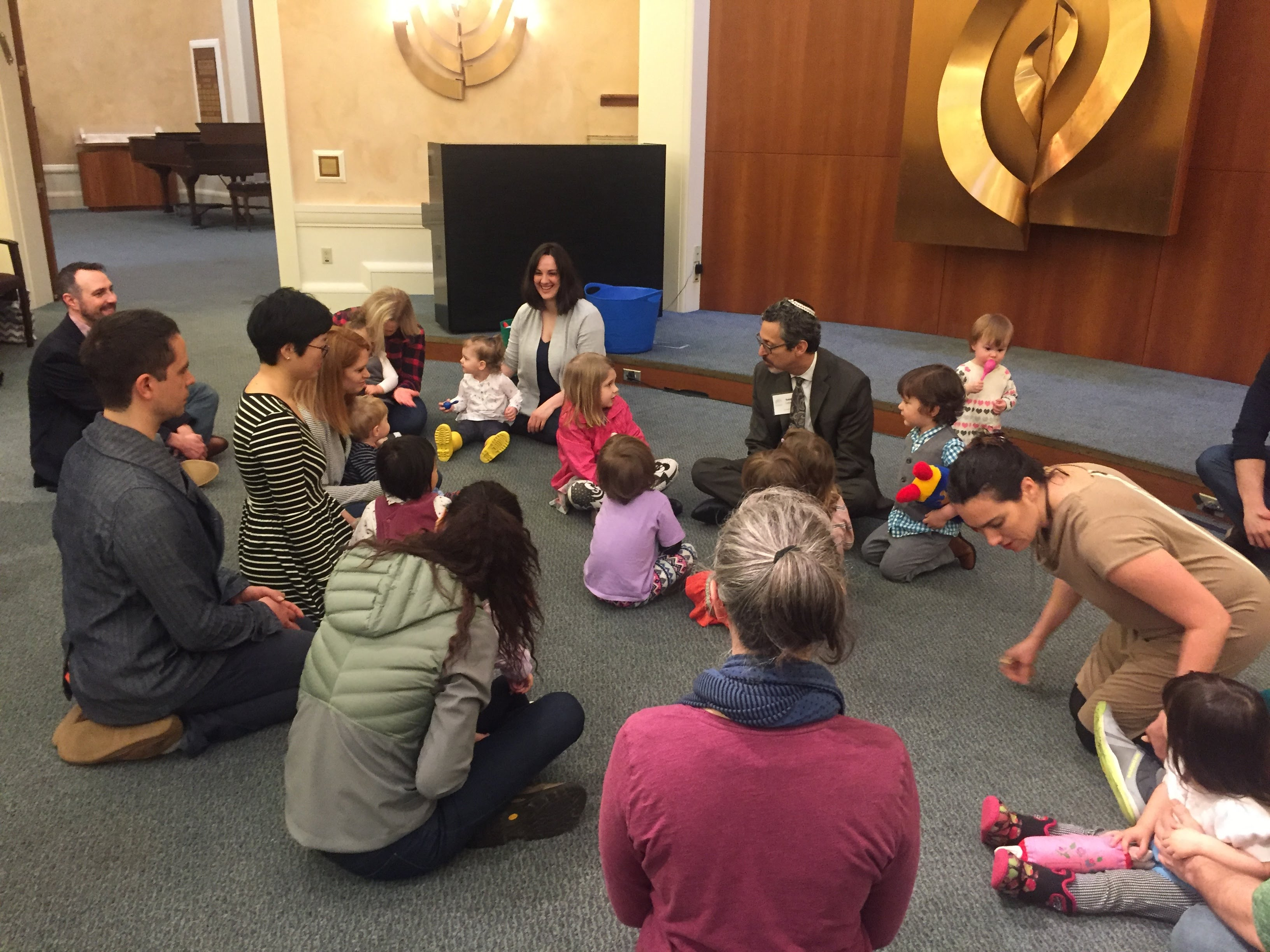 Mini Mensches | Congregation Beth Israel