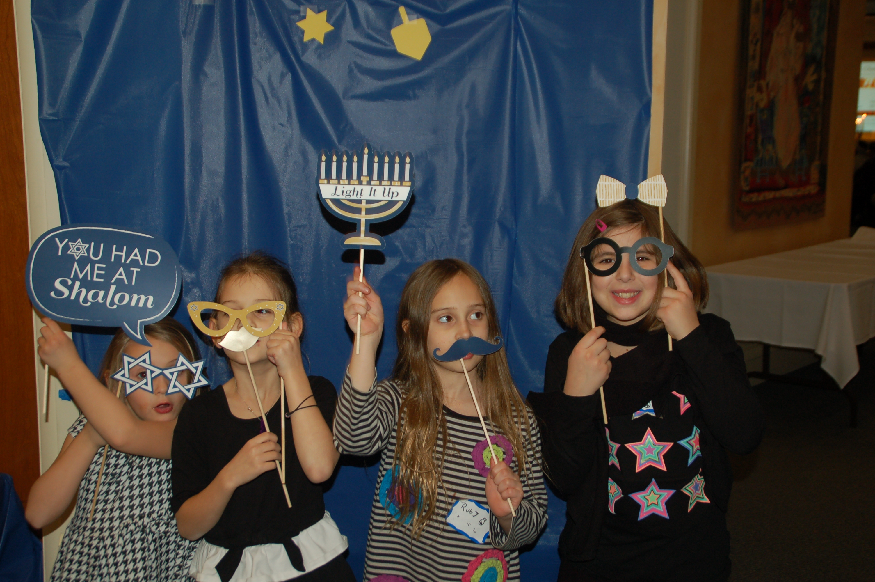 Chanukah at CBI