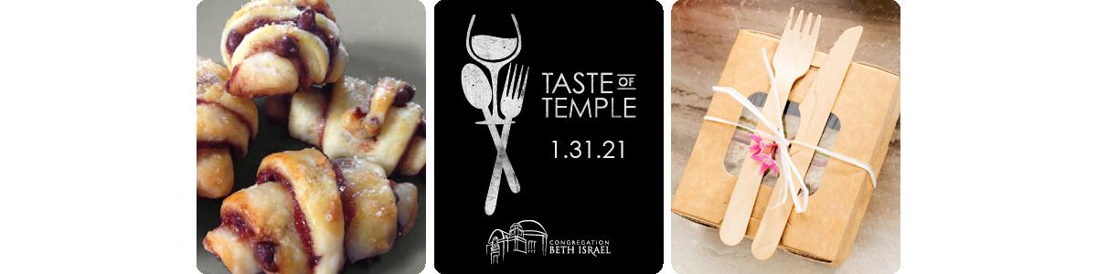 Taste of Temple 2021